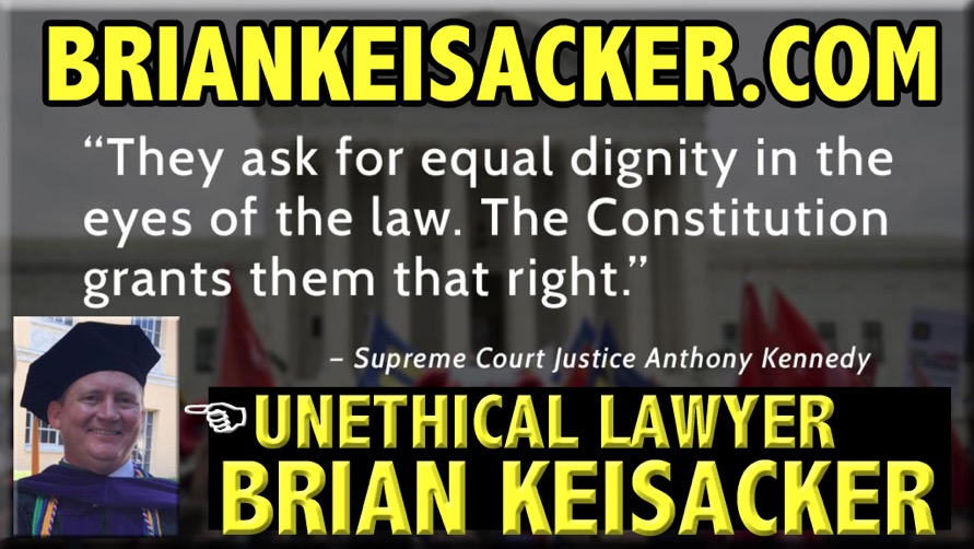 BRIAN KEISACKER Equal Dignity