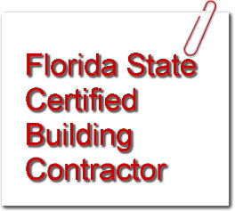 State Certified Contractor